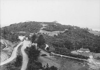 [Titirangi township],Richardson, James Douglas, 1877-1942, photographer,PH-ALB-27